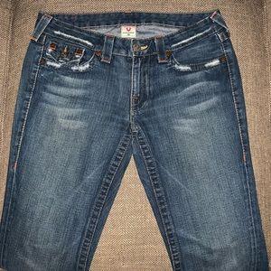 EUC True Religion Joey Jeans Size 30.